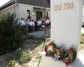 2016. Emlékmű koszorúzás (16/44)