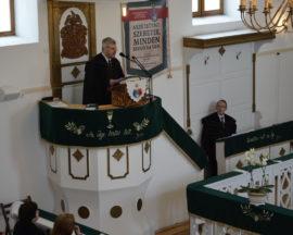 Biharszentjános - Ijzendoorn 15. éves testvérgyülekezeti kapcsolat ünneplése (3/60)