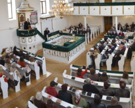 Biharszentjános - Ijzendoorn 15. éves testvérgyülekezeti kapcsolat ünneplése (4/60)