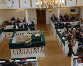 Biharszentjános - Ijzendoorn 15. éves testvérgyülekezeti kapcsolat ünneplése (7/60)