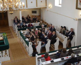 Biharszentjános - Ijzendoorn 15. éves testvérgyülekezeti kapcsolat ünneplése (8/60)