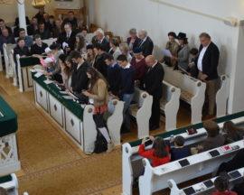 Biharszentjános - Ijzendoorn 15. éves testvérgyülekezeti kapcsolat ünneplése (12/60)