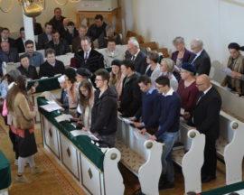 Biharszentjános - Ijzendoorn 15. éves testvérgyülekezeti kapcsolat ünneplése (16/60)
