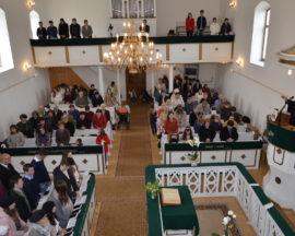 Biharszentjános - Ijzendoorn 15. éves testvérgyülekezeti kapcsolat ünneplése (21/60)