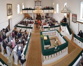 Biharszentjános - Ijzendoorn 15. éves testvérgyülekezeti kapcsolat ünneplése (22/60)