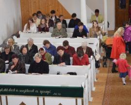 Biharszentjános - Ijzendoorn 15. éves testvérgyülekezeti kapcsolat ünneplése (25/60)