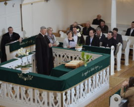 Biharszentjános - Ijzendoorn 15. éves testvérgyülekezeti kapcsolat ünneplése (35/60)