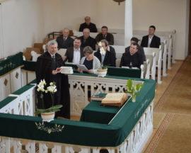 Biharszentjános - Ijzendoorn 15. éves testvérgyülekezeti kapcsolat ünneplése (36/60)