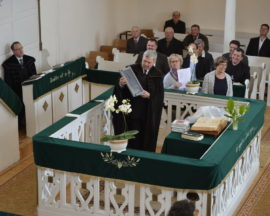 Biharszentjános - Ijzendoorn 15. éves testvérgyülekezeti kapcsolat ünneplése (42/60)