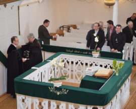 Biharszentjános - Ijzendoorn 15. éves testvérgyülekezeti kapcsolat ünneplése (52/60)