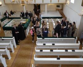 Biharszentjános - Ijzendoorn 15. éves testvérgyülekezeti kapcsolat ünneplése (54/60)